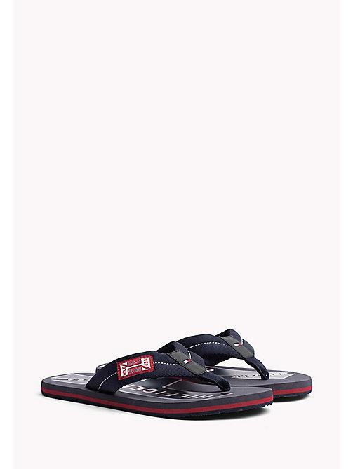 Athletic Flip Flop - MIDNIGHT - TOMMY HILFIGER Shoes - main image