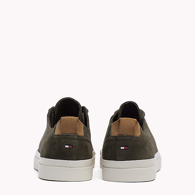 TOMMY HILFIGER Nubuck Sneaker - MIDNIGHT - TOMMY HILFIGER Shoes - detail image 2