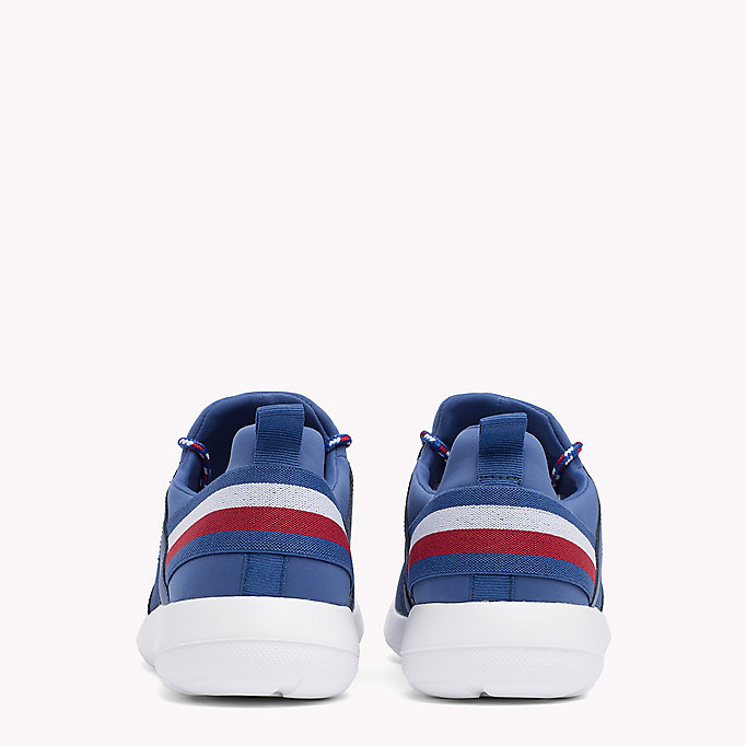 TOMMY HILFIGER Lightweight Signature Stripe Trainers - BLACK - TOMMY HILFIGER Shoes - detail image 2