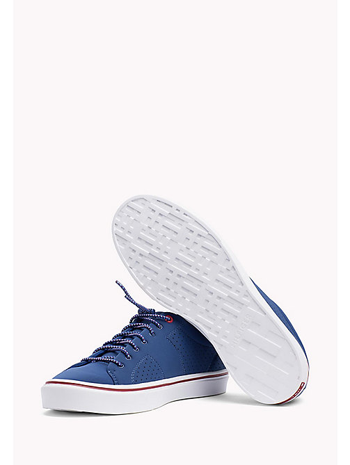 TOMMY HILFIGER Lightweight Neoprene Trainers - MONACO BLUE - TOMMY HILFIGER Summer shoes - detail image 1
