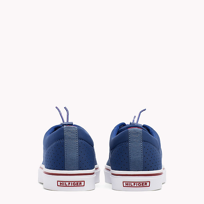 TOMMY HILFIGER Lightweight Neoprene Trainers - MIDNIGHT - TOMMY HILFIGER Men - detail image 2