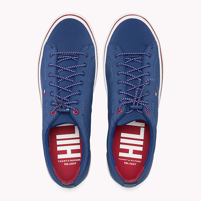 TOMMY HILFIGER Lightweight Neoprene Trainers - MIDNIGHT - TOMMY HILFIGER Men - detail image 3