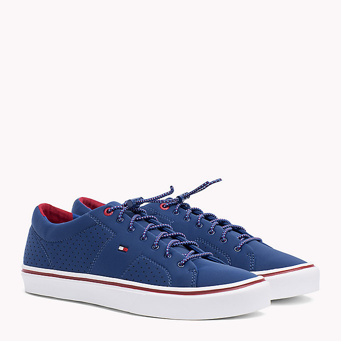 TOMMY HILFIGER Lightweight Neoprene Trainers - MIDNIGHT - TOMMY HILFIGER Men - main image