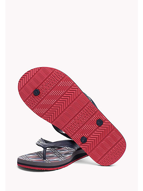 TOMMY HILFIGER NYC Beach Sandals - MIDNIGHT - TOMMY HILFIGER Summer shoes - detail image 1
