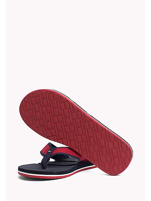 TOMMY HILFIGER Flag Flip-Flops - RWB -  Shoes - detail image 1