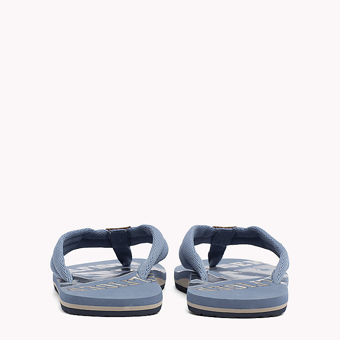 TOMMY HILFIGER Tommy Beach Sandals - MIDNIGHT - TOMMY HILFIGER Men - detail image 2