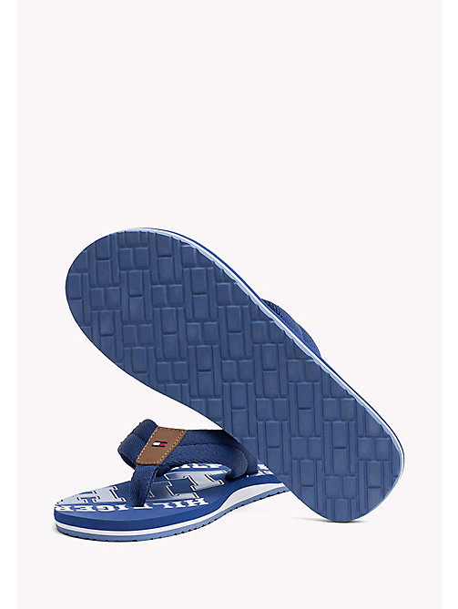 TOMMY HILFIGER Tommy Beach Sandals - MONACO BLUE - TOMMY HILFIGER Shoes - detail image 1
