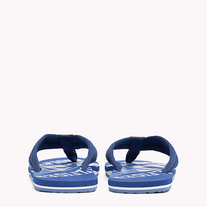TOMMY HILFIGER Tommy Beach Sandals - JEANS - TOMMY HILFIGER Men - detail image 2