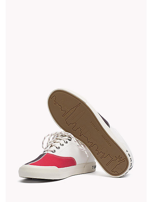 TOMMY HILFIGER Textile Sailing Sneaker - RWB - TOMMY HILFIGER Trainers - detail image 1
