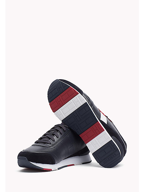 Leather Sneaker - RWB - TOMMY HILFIGER Shoes - detail image 1
