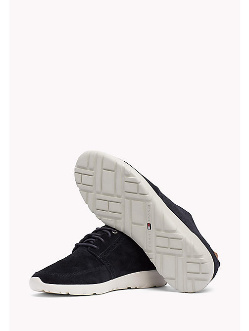 Lightweight City Runner Trainers - MIDNIGHT - TOMMY HILFIGER Shoes - detail image 1