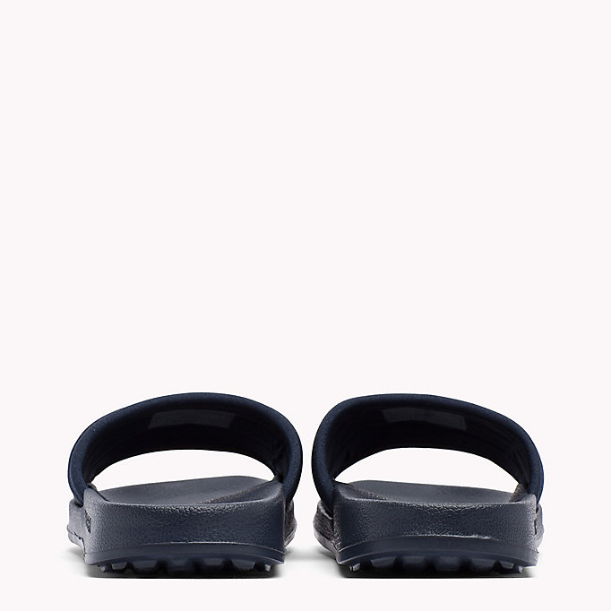 TOMMY HILFIGER Tommy Hilfiger Sliders - BLACK - TOMMY HILFIGER Men - detail image 2