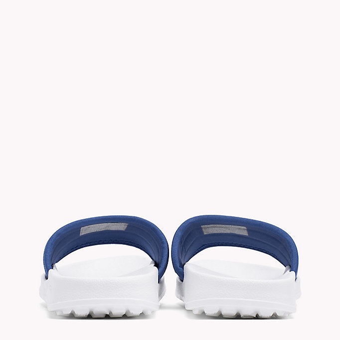 TOMMY HILFIGER Tommy Hilfiger Sliders - MIDNIGHT - TOMMY HILFIGER Men - detail image 2