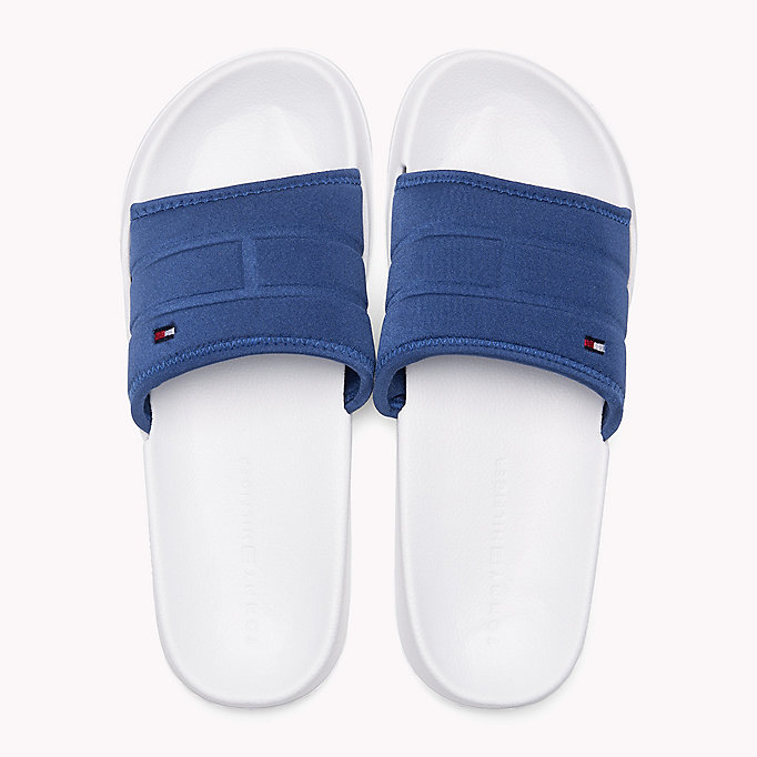TOMMY HILFIGER Tommy Hilfiger Sliders - MIDNIGHT - TOMMY HILFIGER Men - detail image 3