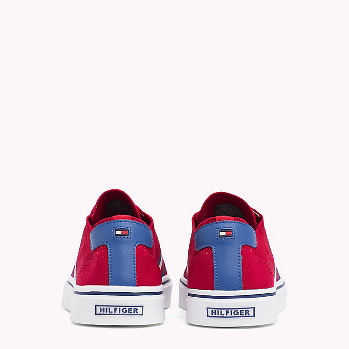 TOMMY HILFIGER Lightweight Lace-Up Trainers - WHITE - TOMMY HILFIGER Men - detail image 2