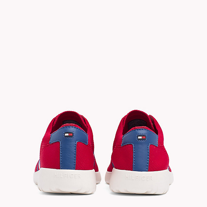 TOMMY HILFIGER Lightweight Knitted Runners - WHITE - TOMMY HILFIGER Men - detail image 2