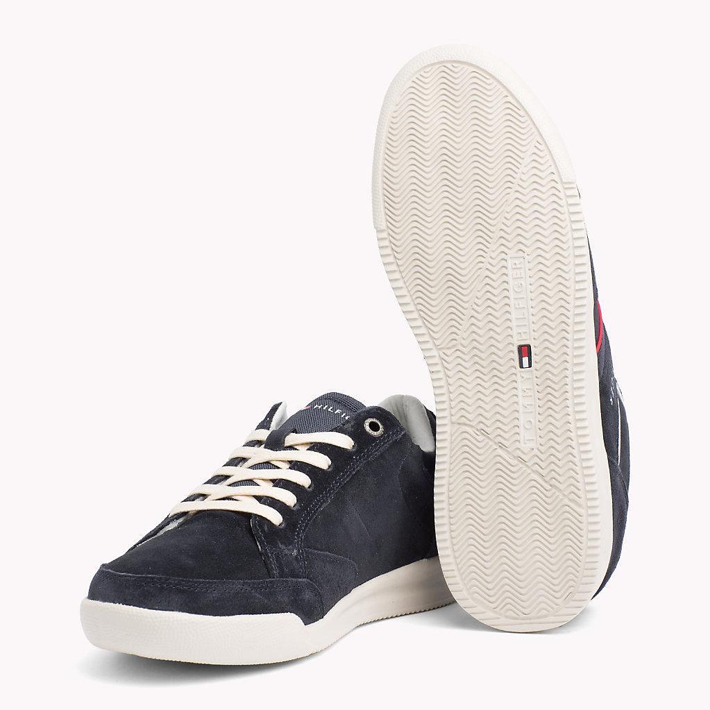 Tommy Hilfiger - Zapatillas de ante con paneles - 2