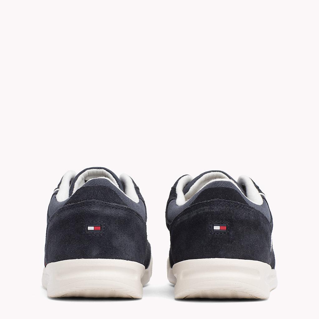 Tommy Hilfiger - Zapatillas de ante con paneles - 3