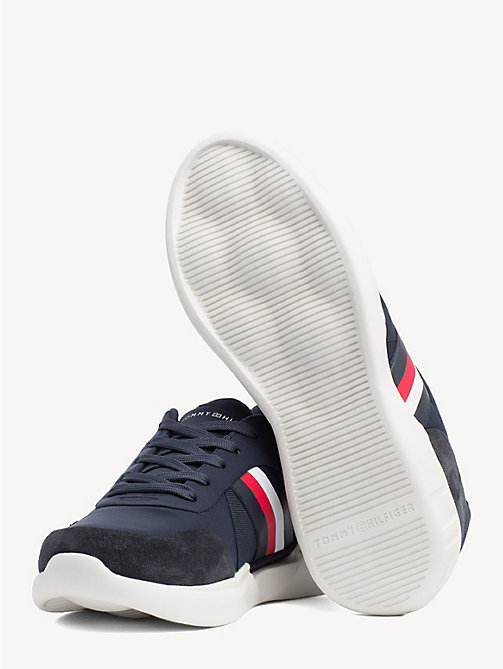 TOMMY HILFIGER Lightweight Signature Trainers - MIDNIGHT - TOMMY HILFIGER NEW IN - detail image 1