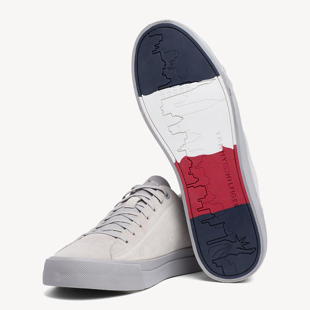 Tommy Hilfiger - Zapatillas deportivas de ante - 2
