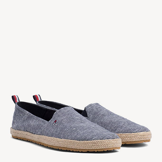 26cfec25ca Espadrille aus Chambray | Tommy Hilfiger