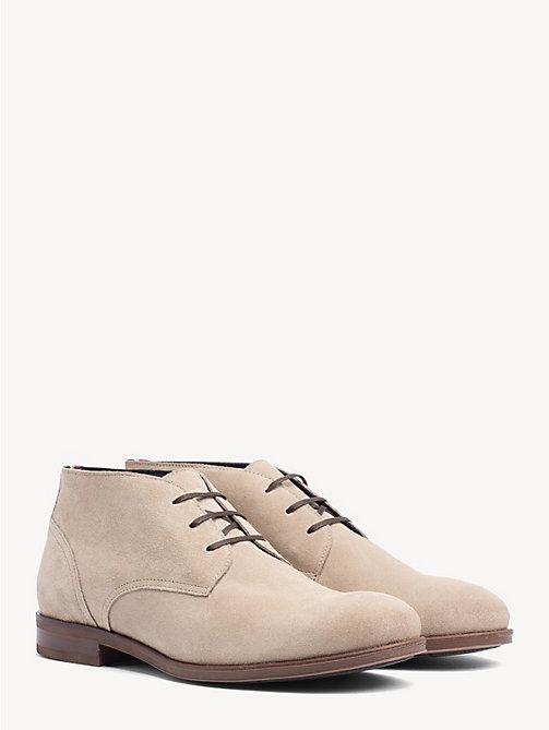df353f42d TOMMY HILFIGERSuede Low Boots. £120.00