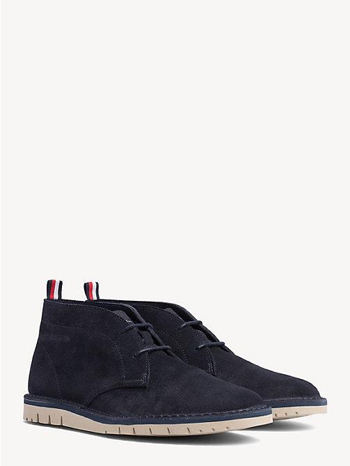 02e76f5918a5ba TOMMY HILFIGERSuede Desert Boots. €129.90