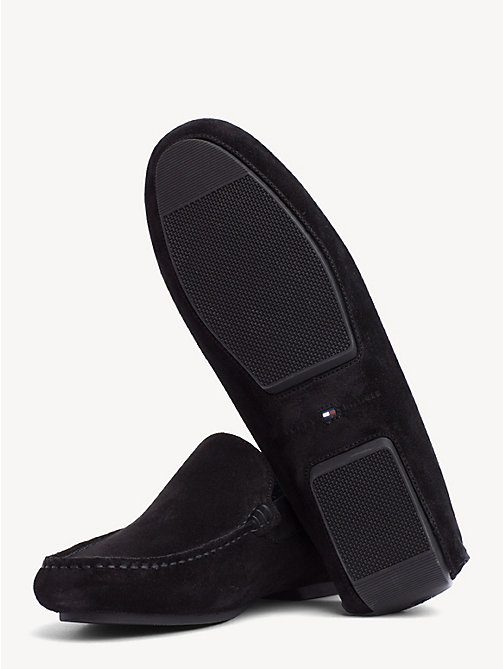ea750769a8cc4 TOMMY HILFIGERMercedes Benz Suede Driver Shoes. £115.00. NEW