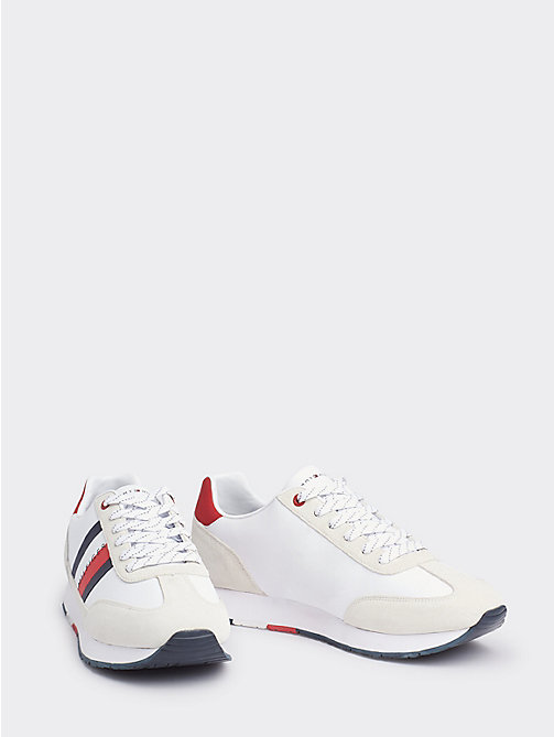 Tommy Hilfiger Sneakers Basse 2017 Jay 9 Bianco