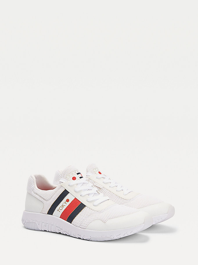 white japan olympics trainers for men tommy hilfiger