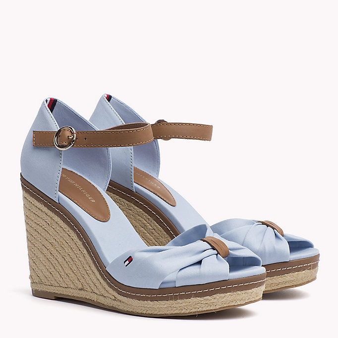 TOMMY HILFIGER Iconic Elena Sandals - MIDNIGHT - TOMMY HILFIGER Women - main image