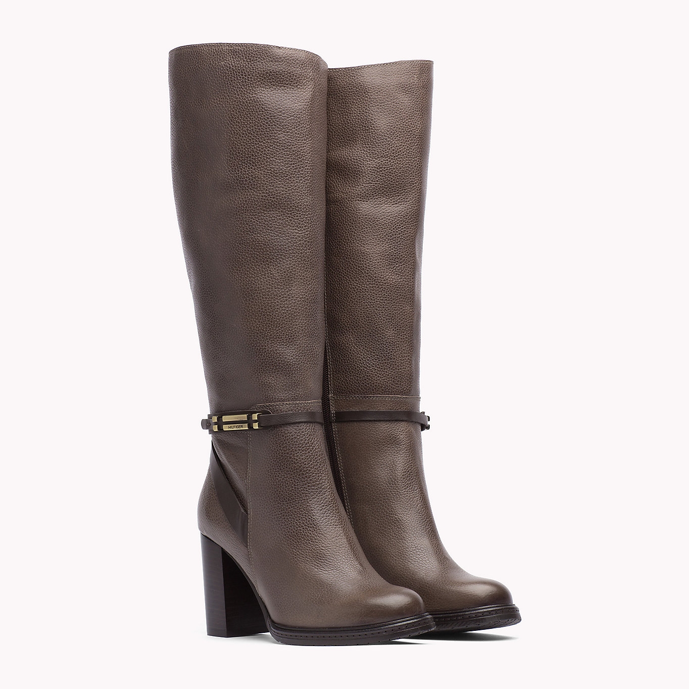 Leather Boot