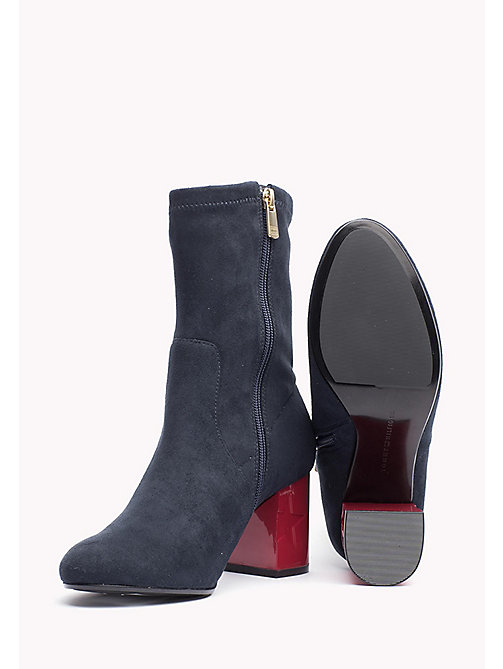 TOMMY HILFIGER Ankle Boot - MIDNIGHT - TOMMY HILFIGER Boots - detail image 1