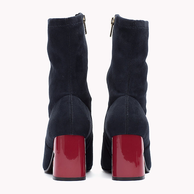 TOMMY HILFIGER Ankle Boot - BLACK - TOMMY HILFIGER SHOES - detail image 2