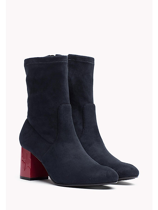 TOMMY HILFIGER Ankle Boot - MIDNIGHT - TOMMY HILFIGER Boots & Ankle Boots - main image