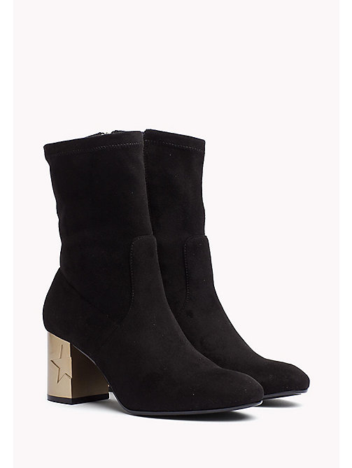 TOMMY HILFIGER Ankle Boot - BLACK -  Boots - main image