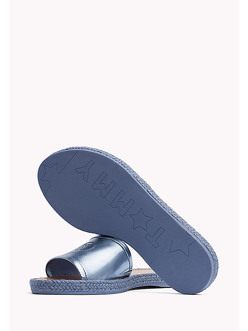 TOMMY HILFIGER Metallic slipper - ENGLISH MANOR - TOMMY HILFIGER Sandalen - detail image 1