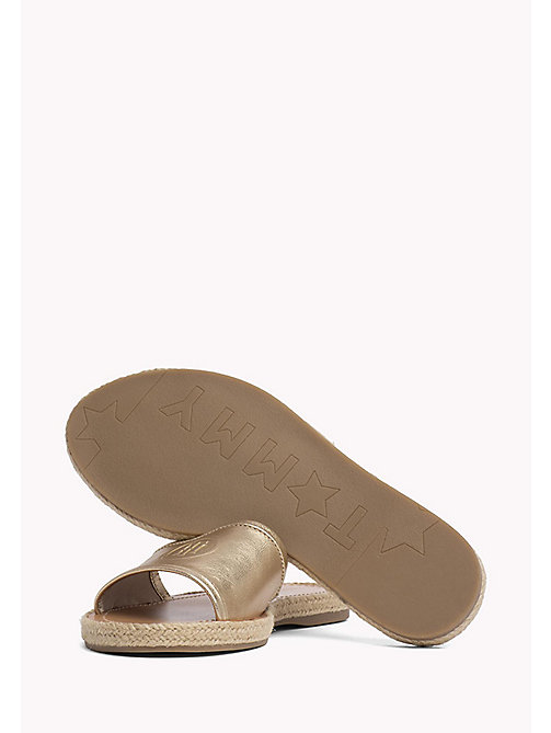 TOMMY HILFIGER Metallic Mules - MEKONG - TOMMY HILFIGER Shoes - detail image 1