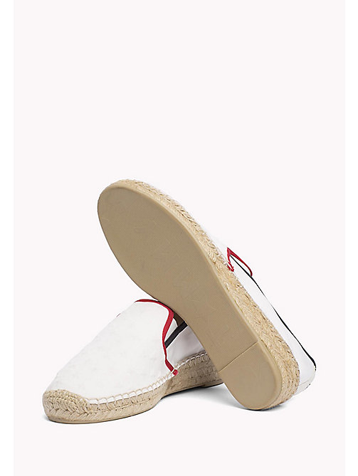 TOMMY HILFIGER Star Embossed Espadrilles - RWB - TOMMY HILFIGER Shoes - detail image 1