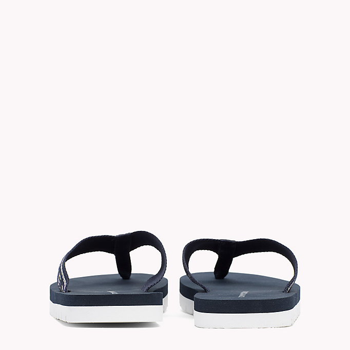 TOMMY HILFIGER Flexible Beach Sandals - BLACK - TOMMY HILFIGER Women - detail image 2