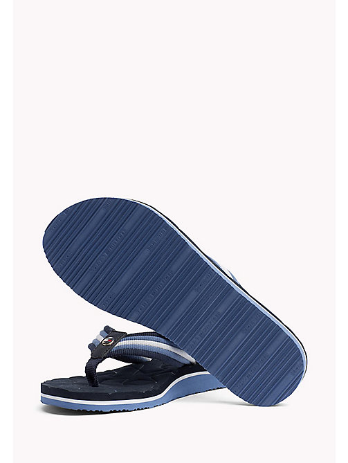 TOMMY HILFIGER Sandales de plage confortables - MIDNIGHT - TOMMY HILFIGER Tongs & Sliders - image détaillée 1
