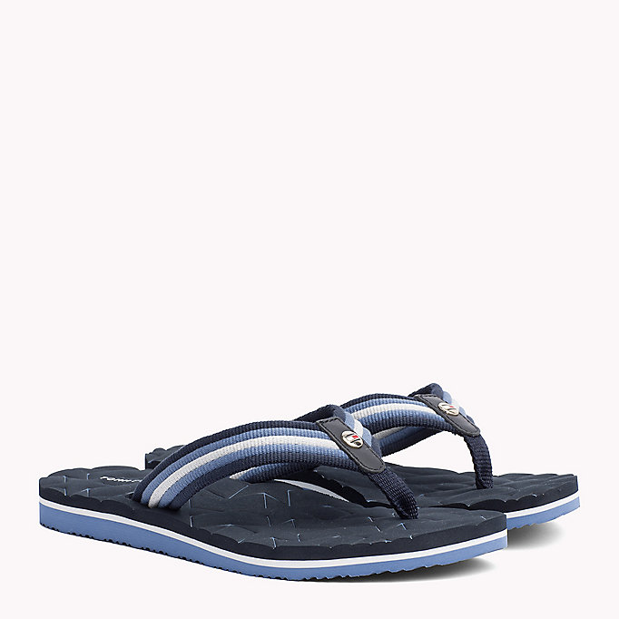 TOMMY HILFIGER Comfort Low Beach Sandals - DUSTY ROSE - TOMMY HILFIGER SHOES - main image