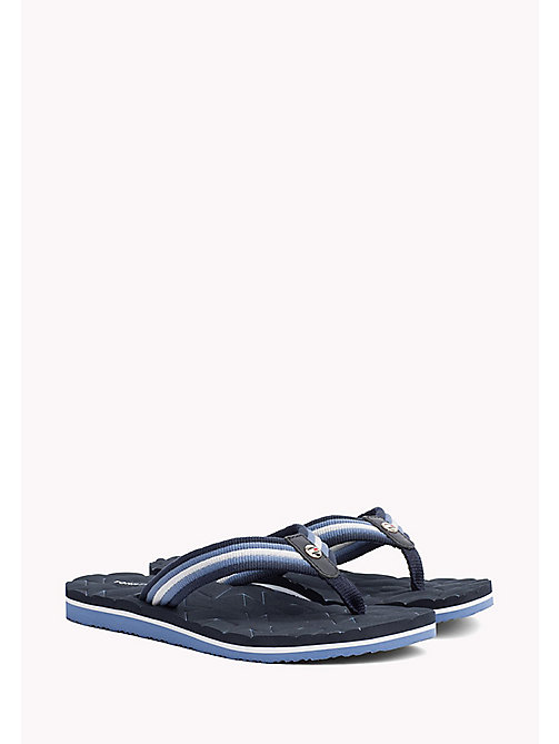 TOMMY HILFIGER Sandales de plage confortables - MIDNIGHT - TOMMY HILFIGER Tongs & Sliders - image principale