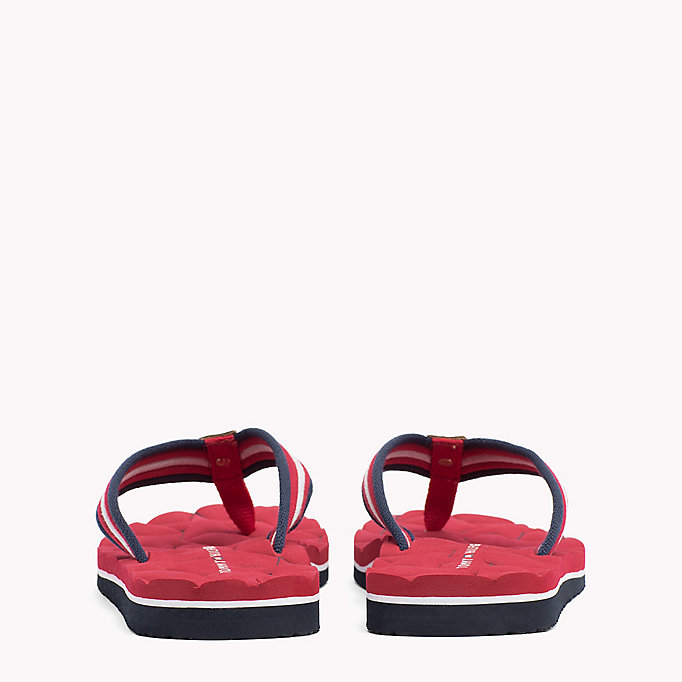 TOMMY HILFIGER Comfort Low Beach Sandals - COBBLESTONE - TOMMY HILFIGER SHOES - detail image 2