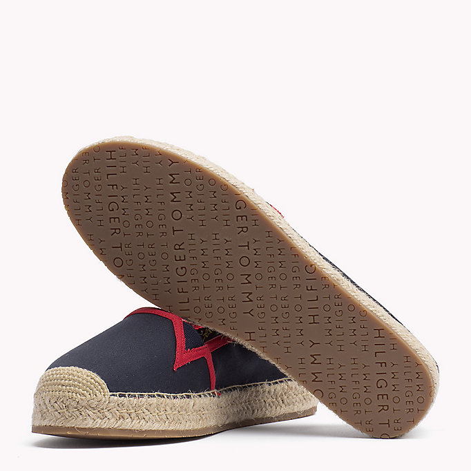 TOMMY HILFIGER Espadrilles - TANGO RED - TOMMY HILFIGER SHOES - detail image 1