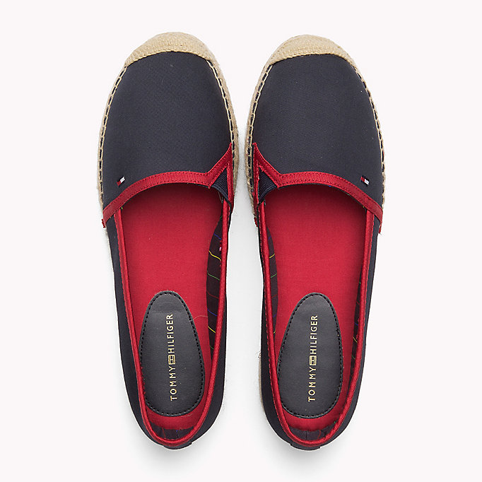 TOMMY HILFIGER Espadrilles - TANGO RED - TOMMY HILFIGER SHOES - detail image 3