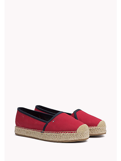 TOMMY HILFIGER Espadrilles - TANGO RED -  Espadrilles - main image