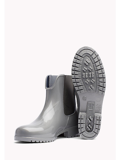 TOMMY HILFIGER Rain Ankle Boot - SILVER - TOMMY HILFIGER Boots - detail image 1