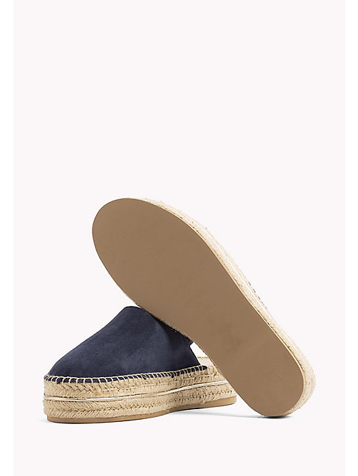 TOMMY HILFIGER Open Heel Espadrilles - TOMMY NAVY - TOMMY HILFIGER VACATION FOR HER - detail image 1