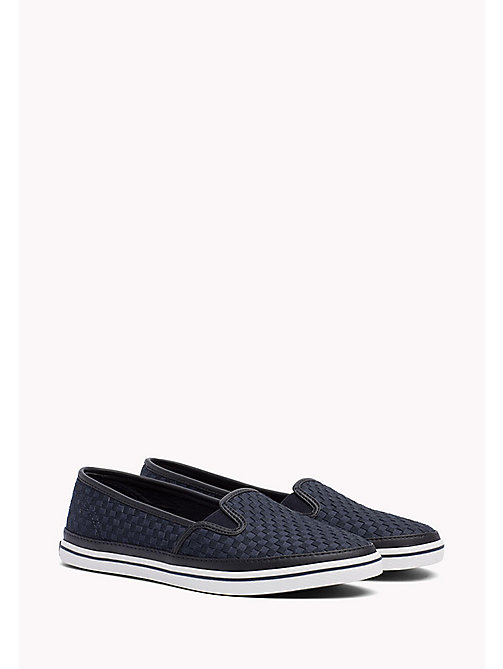 TOMMY HILFIGER Slip-On Shoes - MIDNIGHT - TOMMY HILFIGER VACATION FOR HER - main image